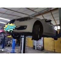 Фото та відео. Ремонт рульової електро рейки ЕПК BMW 320i (F30) 2013. OE 32106862370, 7806177865. Наряд К4169 2020.11.05