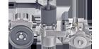 Насосы гидроусилителя ГУР механические и электрические