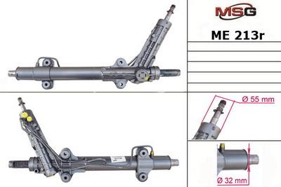 Ремонт рулевой рейки с ГУР Mercedes Sprinter (Мерседес Спринтер) 1995-2006