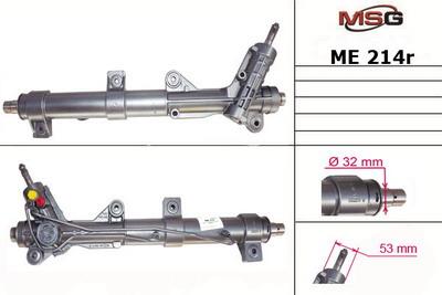 Рулевые рейки автомобилей МЕРСЕДЕС (MERCEDES)