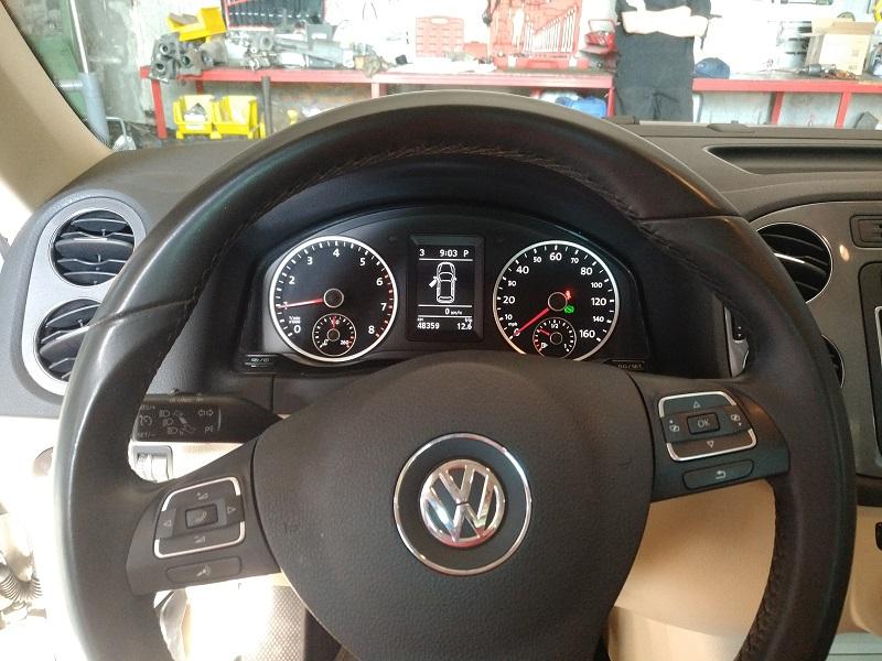 Ремонт рульової електро рейки ЭУР VW PASSAT B6 (3C2, 3C5) 2007-2011