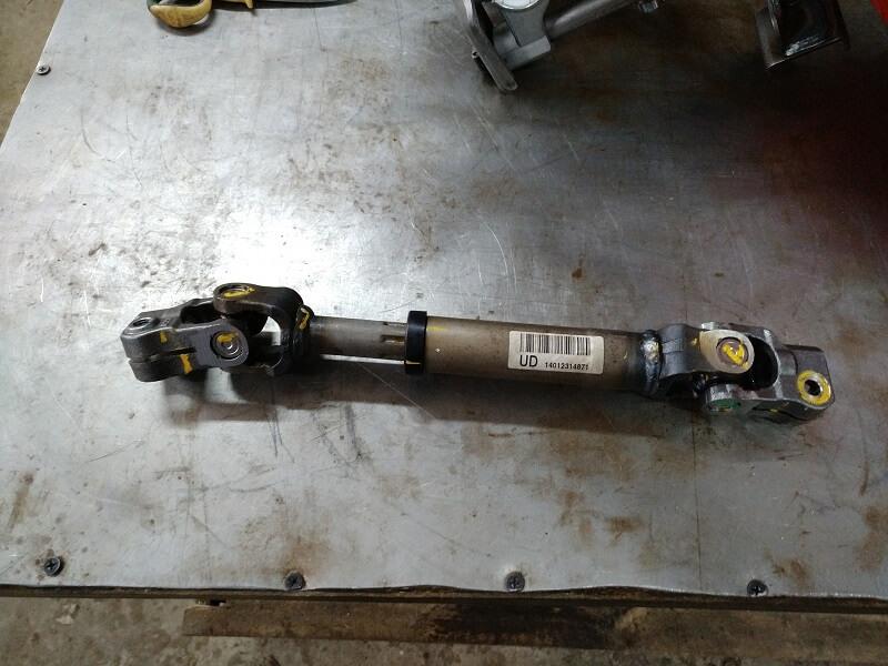 Ремонт рулевой электро колонки ЭУР КИА Оптима (KIA Optima) 2012-