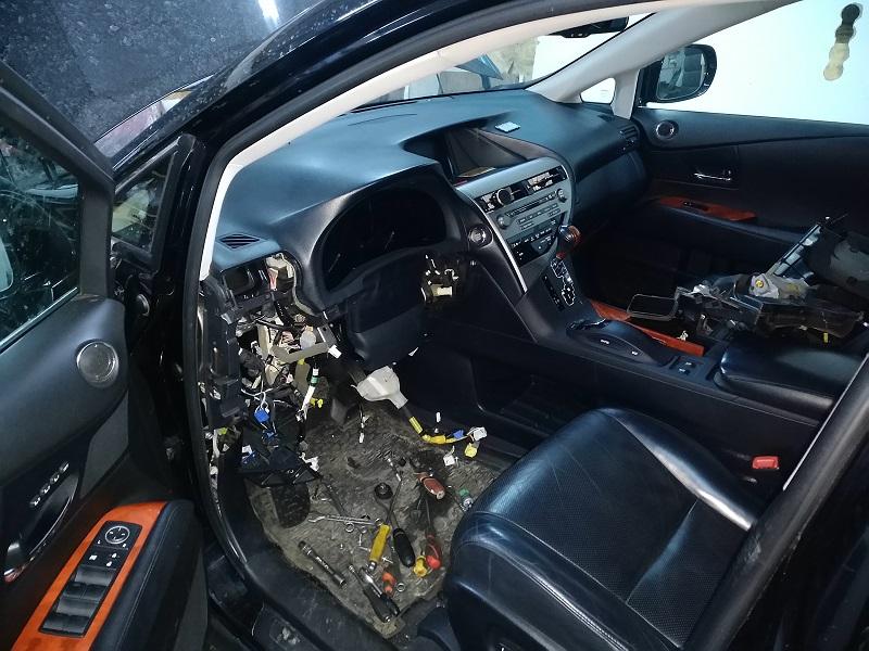 Ремонт рулевой электро колонки ЭУР Мероприятия, выполняемые при ремонте рулевой электро колонки ЭУР HYUNDAI SANTA FE 3 (DM) 2012-2018:
