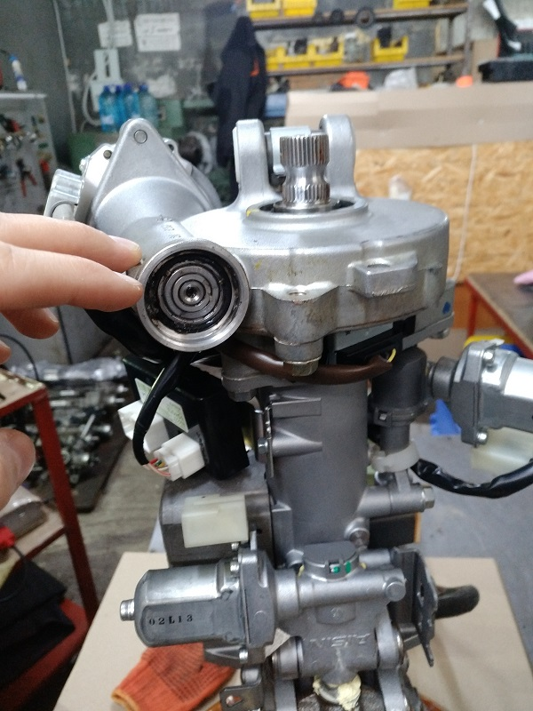 Ремонт рульової електро колонки ЭУР LEXUS RX (GYL1_, GGL15, AGL10) 2008-2018:
